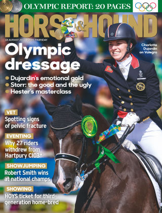 Horse & Hound 18th August 2016