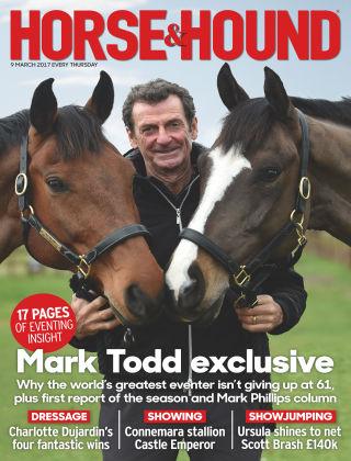 Horse & Hound 9th March 2017