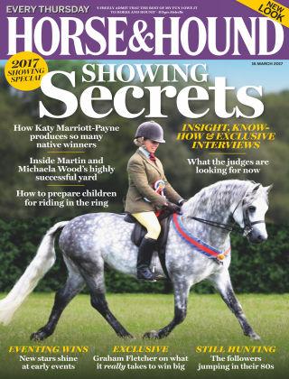 Horse & Hound 16th March 2017