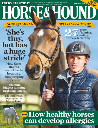 Horse & Hound 30th March 2017