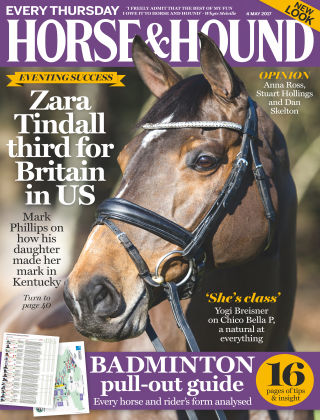 Horse & Hound 4th May 2017