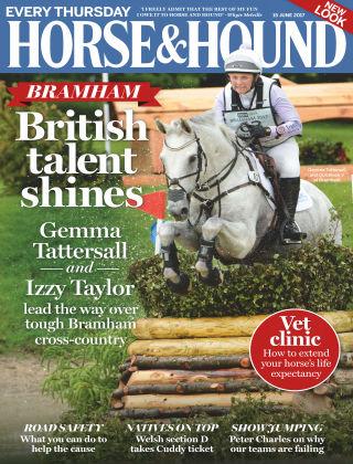 Horse & Hound 15th June 2017