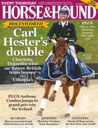 Horse & Hound 22nd June 2017