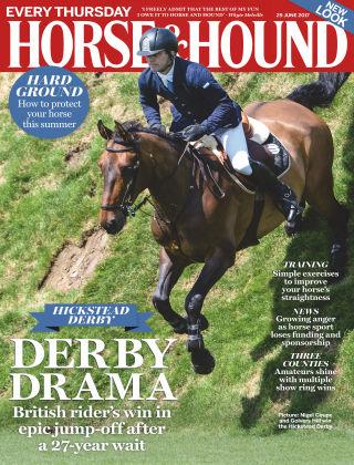 Horse & Hound 29th June 2017