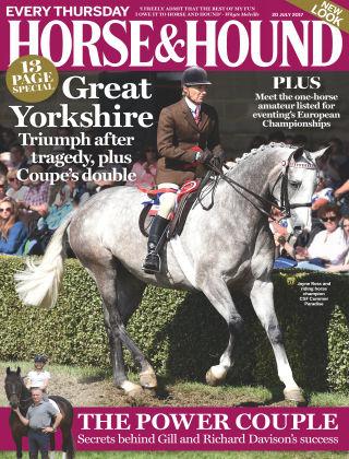 Horse & Hound 20th July 2017