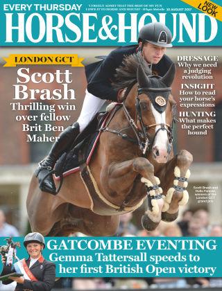 Horse & Hound 10th August 2017