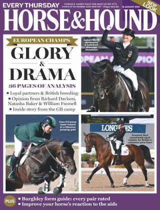 Horse & Hound 31st August 2017