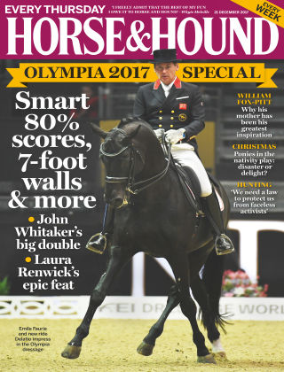 Horse & Hound 21st December 2017