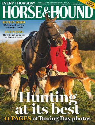 Horse & Hound 4th January 2018