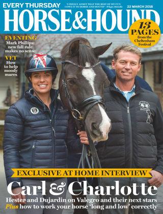Horse & Hound 22nd March 2018