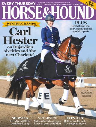 Horse & Hound 19th April 2018
