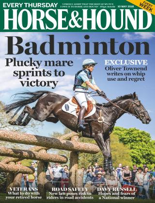 Horse & Hound 10th May 2018