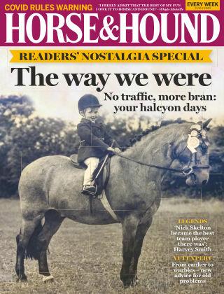 Horse & Hound 9th July 2020
