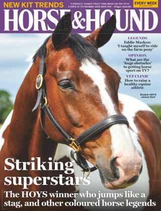 Horse & Hound 25th June 2020