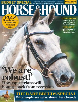 Horse & Hound 14th May 2020