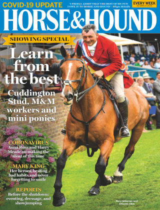 Horse & Hound 26th March 2020