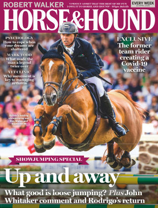 Horse & Hound 23rd April 2020
