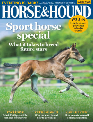 Horse & Hound 5th March 2020