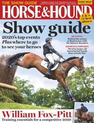 Horse & Hound 27th February 2020