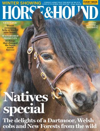 Horse & Hound 20th February 2020