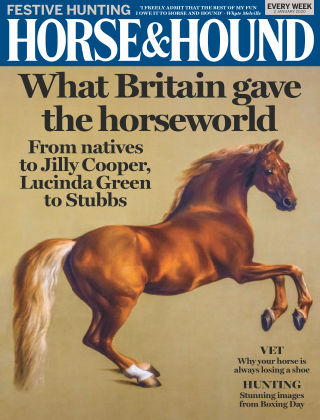 Horse & Hound 2nd January 2020