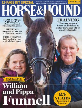 Horse & Hound 31st Jan 2019