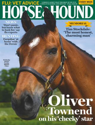 Horse & Hound 14th Feb 2019