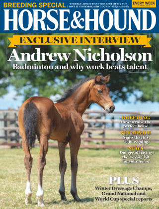Horse & Hound 11th Apr 2019
