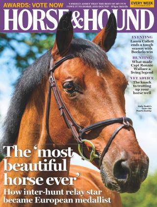 Horse & Hound 17th October 2019