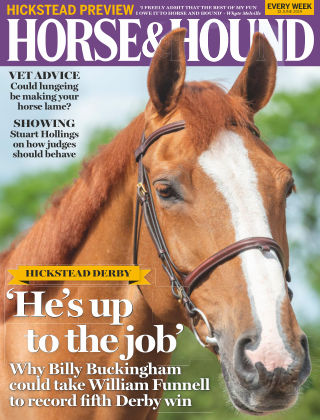 Horse & Hound 13th June 2019