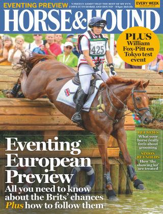 Horse & Hound 22nd  August 2019