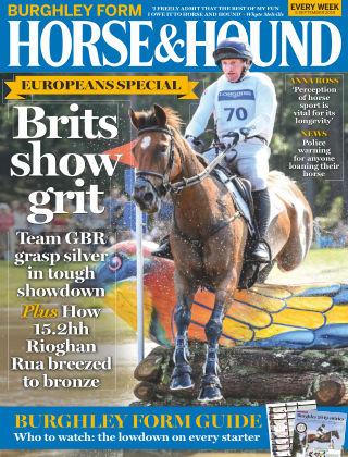Horse & Hound 5th September 2019