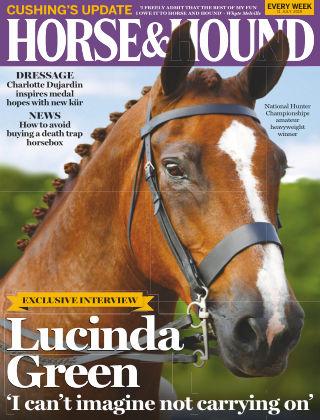 Horse & Hound 11th July 2019