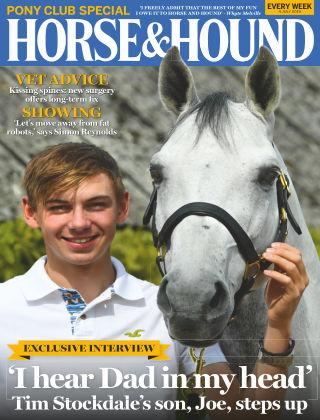 Horse & Hound 4th July 2019