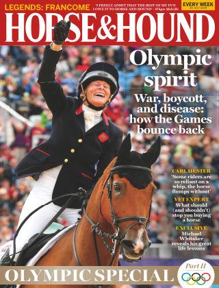 Horse & Hound 30th July 2020