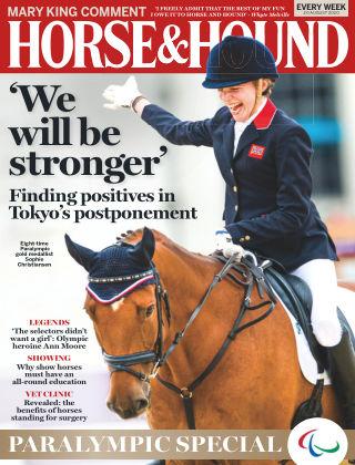 Horse & Hound 20th August 2020