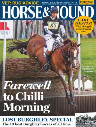 Horse & Hound 3rd September 2020