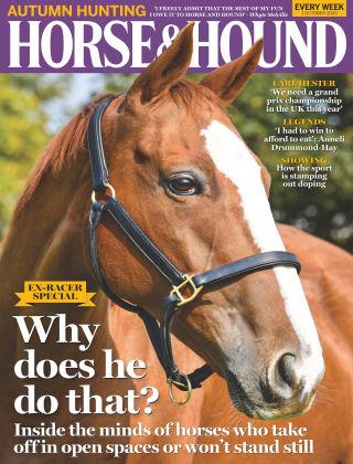 Horse & Hound 1st October 2020