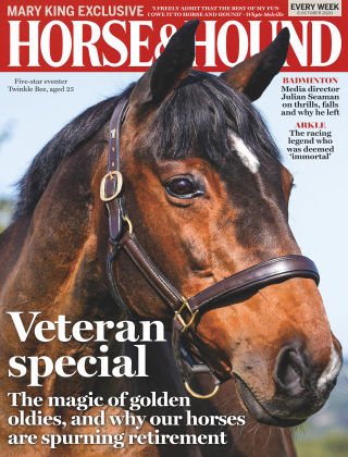 Horse & Hound 8th October 2020