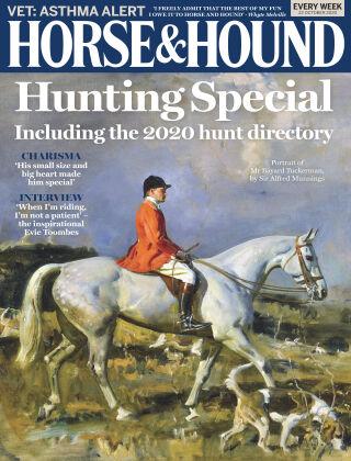 Horse & Hound 22nd October 2020