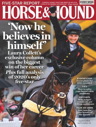 Horse & Hound 29th October 2020