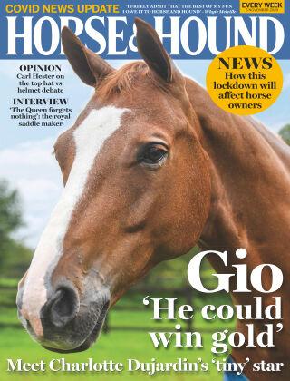 Horse & Hound 5th November 2020