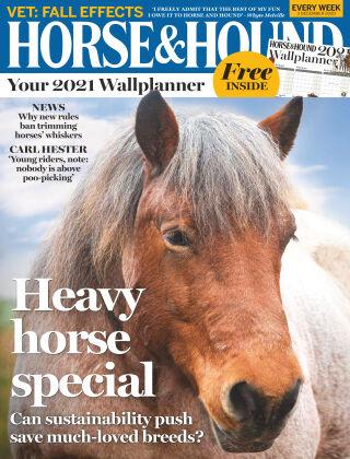 Horse & Hound 3rd December 2020