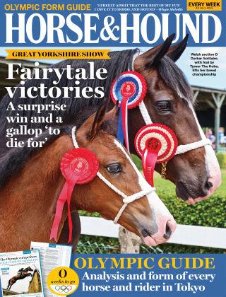 Horse & Hound 22-Jul-21