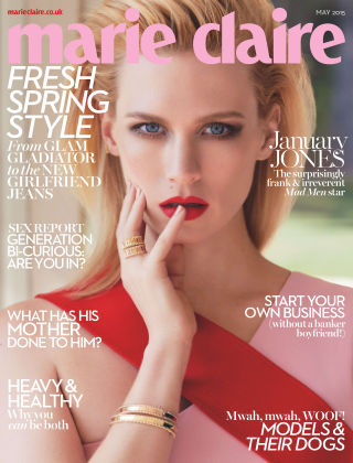 Marie Claire UK May 2015