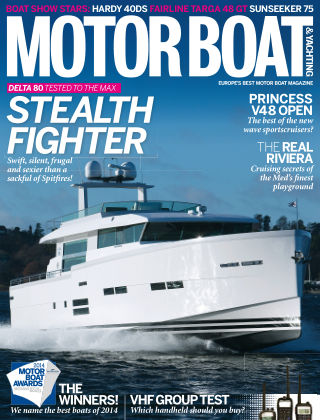 Motor Boat & Yachting March 2014