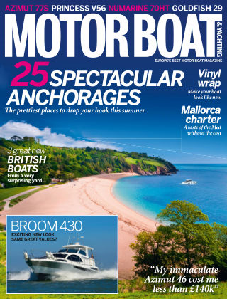 Motor Boat & Yachting August 2014