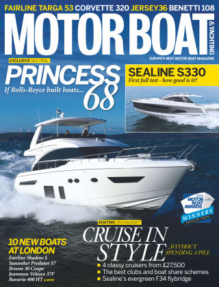 Motor Boat & Yachting March 2015