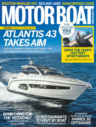 Motor Boat & Yachting August 2015