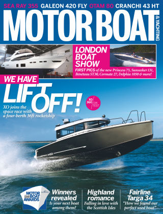 Motor Boat & Yachting March 2016